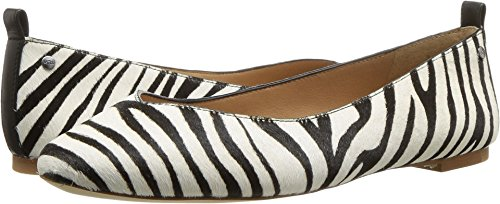 UGG Women's Lynley Exotic Zebra Loafer