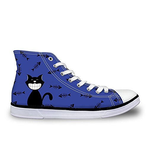 Zapatillas mujer de 4 para color Showudesigns Lona aq4xwxp