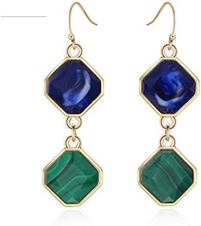 S-TING ピアス レディース 女性、のためのイヤリングの宝石ドロップピアスブラブライヤリングファッションジュエリーギフト 誕生日 プレゼント