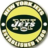 New York Jets Circle Pin - est. 1960