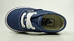 Vans Unisex Baby Authentic - Navy - 4.5 Infant