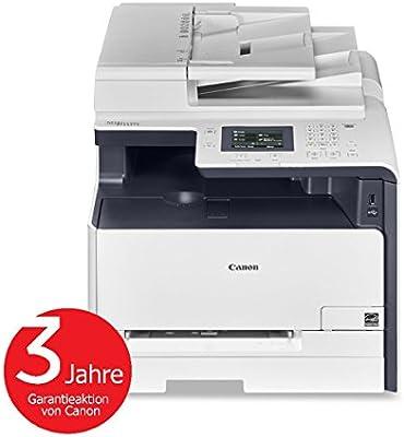Canon I Sensys Mf628cw Multifunction Laser Colour Printer Amazon Co Uk Computers Accessories
