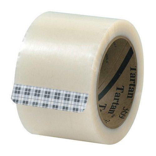 Tartan T9053696PK Carton Sealing Tape, 3