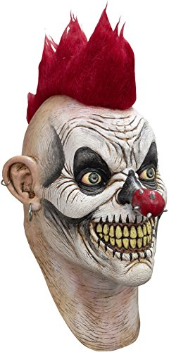 Ghoulish Productions Punky the Clown Adult Latex Mask Evil Killer Klown Halloween Horror by Ghoulish Productions