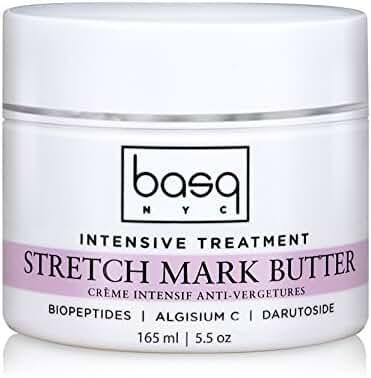 Basq Advanced Stretch Mark Butter, 5.5 oz