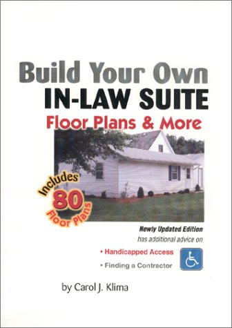 Build Your Own In-law Suite : Floor Plans & More