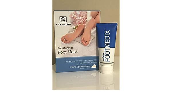 Amazon Com Dermalmedix Footmedix Foot Medix For Dry Cracked Feet