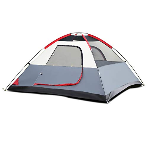 GYMAX-Camping-Tent-4-Person-Lightweight-Tent-for-Family-Outdoor-Hiking-Camping-and-Mountaineering