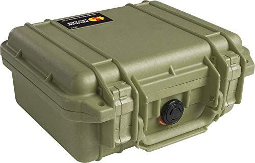 Pelican 1200 Case With Foam (OD Green)