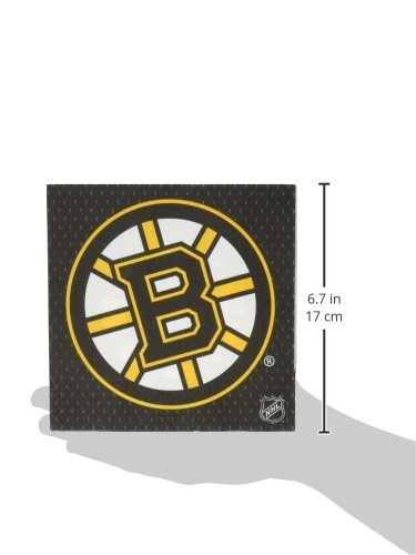 Amscan Boston Bruins Luncheon Napkins