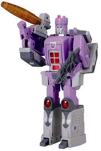 Transformers Scramble City Galvatron D-62-S Reissue