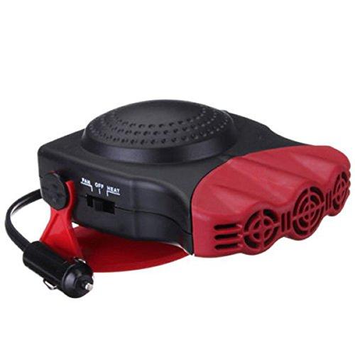 Heat Heater Defroster - TOOGOO 12V Car Truck VAN Heater Heat Hot Cool Fan Windscreen Window Demister Defroster