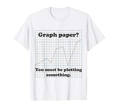 Funny Math Graph Paper Pun T Shirt The Best Amazon Price In Savemoney Es