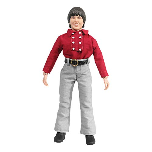 Figures Toy Company The Monkees 8 Inch Action Figures Series One Red Band Outfit: Davy Jones [Loose in Factory Bag]