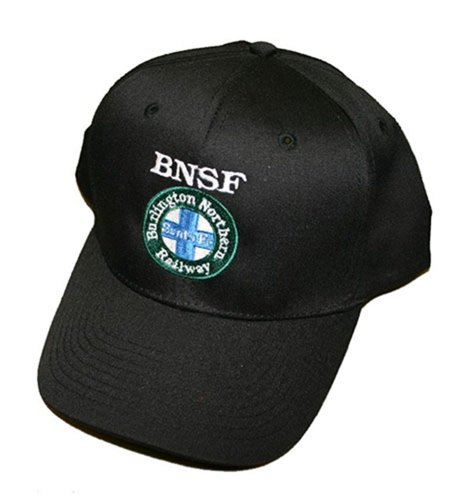 (Daylight Sales Burlington Northern Santa Fe Intermodal Logo Embroidered Hat [hat03])