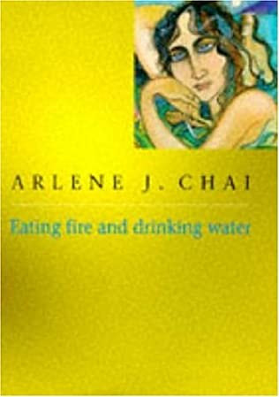 book cover of Eating Fire and Drinking Water