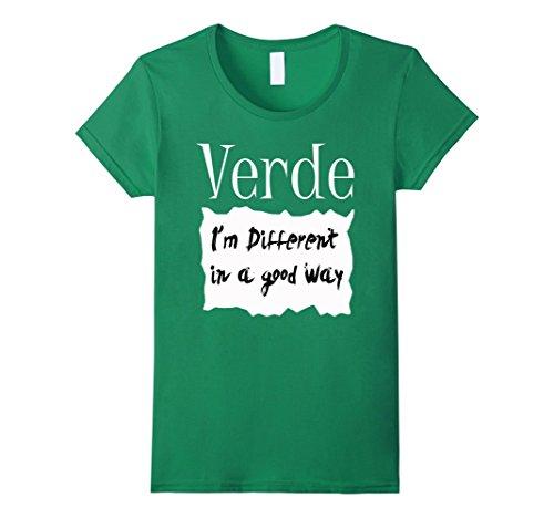 Womens Verde Hot Sauce Packet Halloween Costume Group T-shirt XL Kelly (Good Halloween Group Ideas)