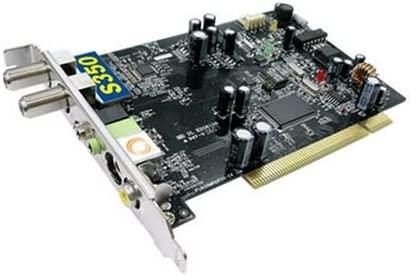 Compro S350 - Tarjeta capturadora de sintonización de televisión ...