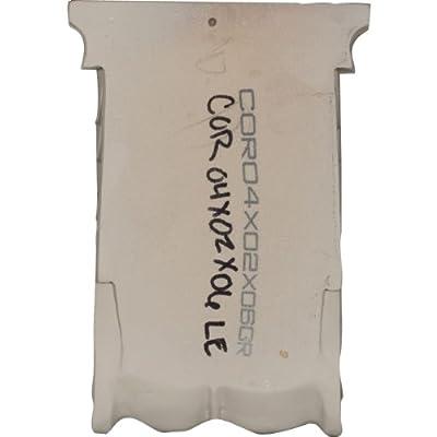 Ekena Millwork COR04X02X06LE 4 5/8-Inch W x 2 3/4-Inch D x 6 3/4-Inch H Legacy Corbel