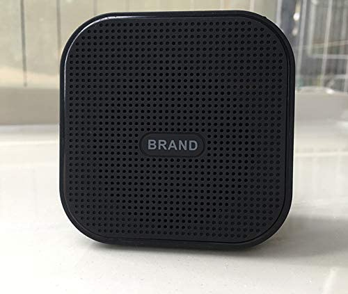 ISTOURI Portable Bluetooth Speaker Updated Version , Wireless Speaker with Loud Stereo Sound. Perfect for Home and Travel, Bluetooth V4.2, Micro SD Card Supported Black
