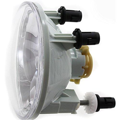 Diften 114-A7717-X01 - New Fog Light Driving Lamp Passenger Right or Driver Left Side Chevy Yukon RH LH ()