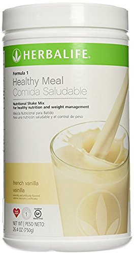 Herbalife Formula 1 Shake Mix - French Vanilla (750g) - Herbalife Variety Pack