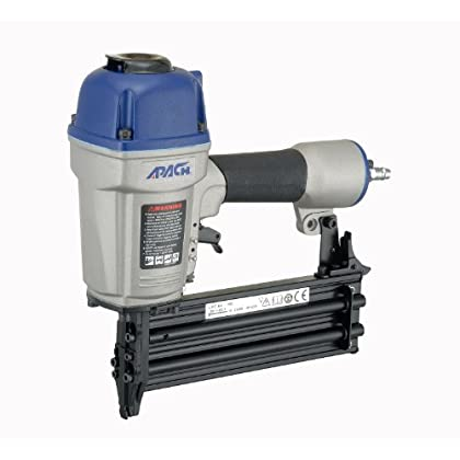 Image of APACH LHT-64 Industrial 14 Gauge T-Nailer for Concrete 1-Inch to 2-1/2-Inch for Both .086-Inch and .098-Inch Concrete Nails