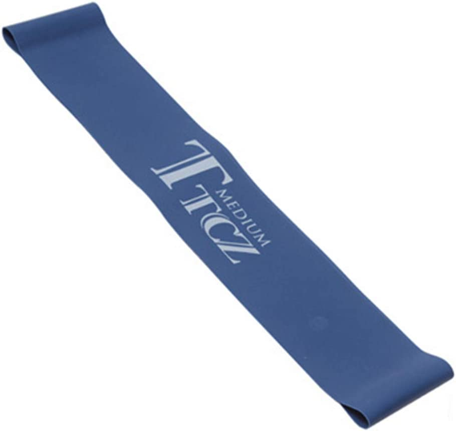 Luckiests Elastische Yoga Gummi Stretch Widerstand-/Übungs-Latex Pilates Band f/ür Beine Arme oder Ganzk/örper