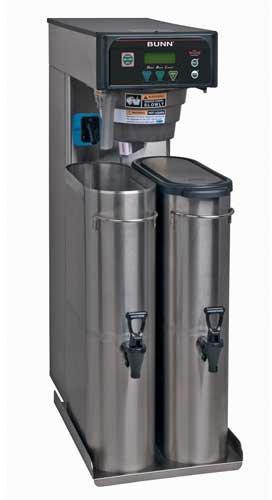 Bunn Infusion Dual Dilution 3 Gallon Iced Tea Brewer -ITB-DD-0002 by Bunn