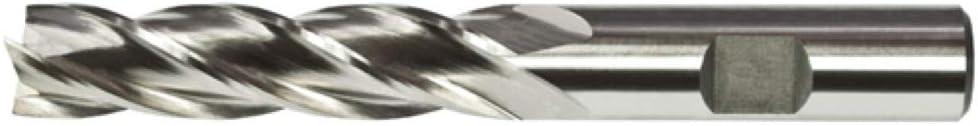 Alfa Tools SEL150712 1-1//4X1-1//4 HS Multi-Flute Long Single End Mill