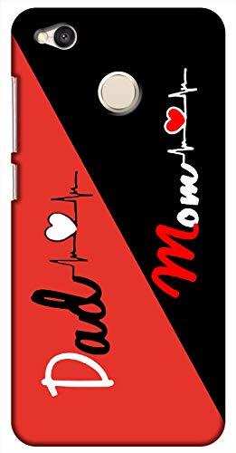 zapcase printed back cover for xiaomi redmi 4 multi coloured