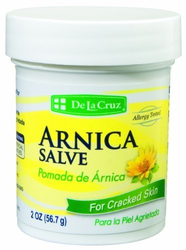 De La Cruz Arnica Salve/Pomade Treatment, 2 Ounce