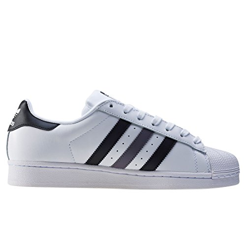 Schwarz Superstar Scarpa Foundation adidas Wei Bianco Core awY4dCq
