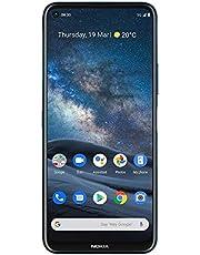 "Nokia 8.3 5G Dual Sim Smartfon, 6.81"" Fhd+, 8Gb/128Gb, Granat Polarny"