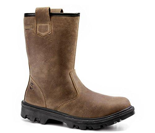 online store 67d8a dec79 Stivali Invernali Lavoro Pelle Antinfortunistica Tipo Cofra ...
