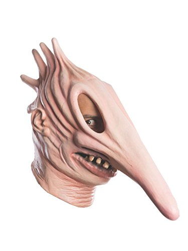 Rubie's Men's Beetlejuice Adam Mask, Multi, One Size]()