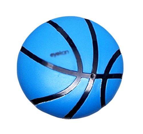 Creative Basketball Contact Lens Cases For Men Or Women-Blue (Cheap Coloured Contact Lenses)