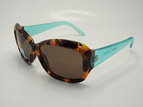 Spy Optic Unisex Winnie Sweetest Thing/Happy Bronze Polarized - Website Sunglass