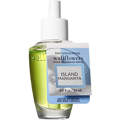 Bath and Body Works Island Margarita Wallflowers Home Fragrance Refill 0.8 Fluid Ounce