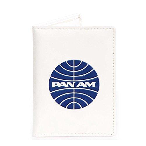 Pan Am Passport Cover (Vintage White/Pan Am Blue)