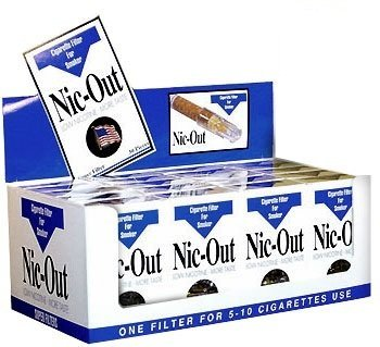 Nic-Out Cigarette Filters For Smokers-40 Packs Wholesale Personal Healthcare / Health Care by HealthCare (Image #3)