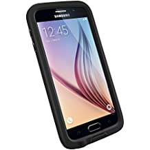 LifeProof 77-51242 Waterproof Case for Samsung Galaxy S6 - Retail Packaging - Black