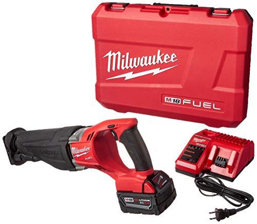 Milwaukee 2720-21 M18 Fuel Sawzall Reciprocating Saw...