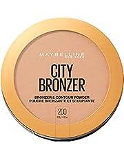 Pó Compacto Bronzeador Maybelline City Bronzer