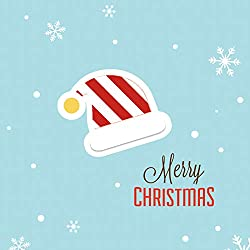 Blue Stones 1pc Christmas Lovely Hollow Paper Greeting Card Wedding Card Happy Birthday Thank You Cards Blessing Cards Holiday Supply