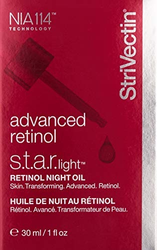 StriVectin S.t.a.r Light Retinol Night Oil, 1 fl. oz. by StriVectin (Image #2)