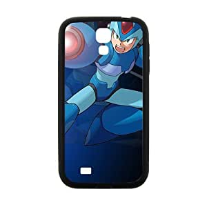 Blue cool Rockman Cell Phone Case for Samsung Galaxy S4