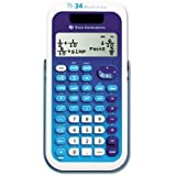 TEXTI34MULTIV - Texas Instruments TI-34 MultiView Scientific Calculator
