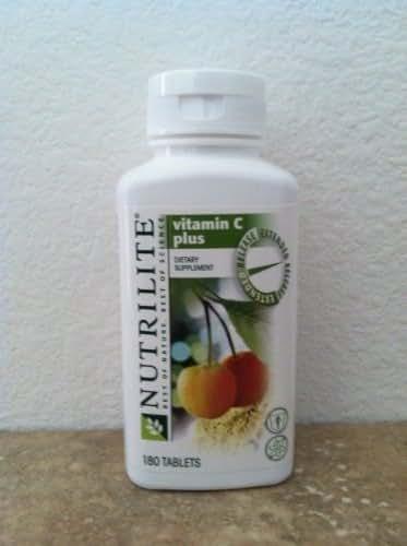 NUTRILITE VITAMIN C PLUS EXTENDED RELEASE by NUTRILITE