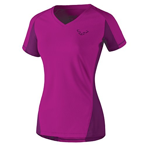 ENDURO WOMAN TEE FUXIA 42